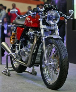 Royal-Enfield-Cafe-Racer-New-Model-India-Auto-Expo-2012.Photo-1