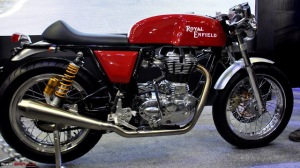 Royal Enfield_caferacer