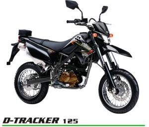 Dtracker 125