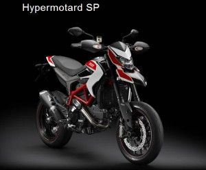 hypermotard sp