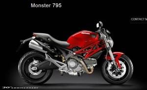 monster 795