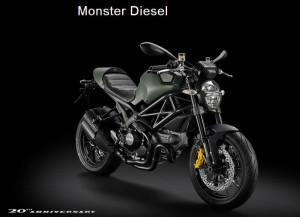 monster diesel