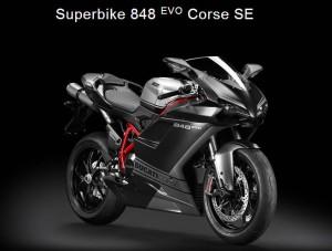 superbike 848 evo corse se