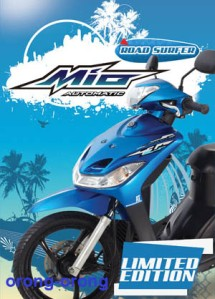 mio sporty limited edition
