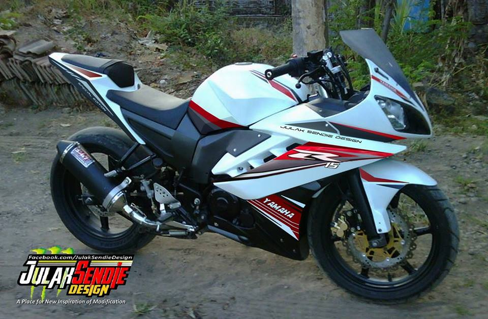 Top modifikasi byson r15