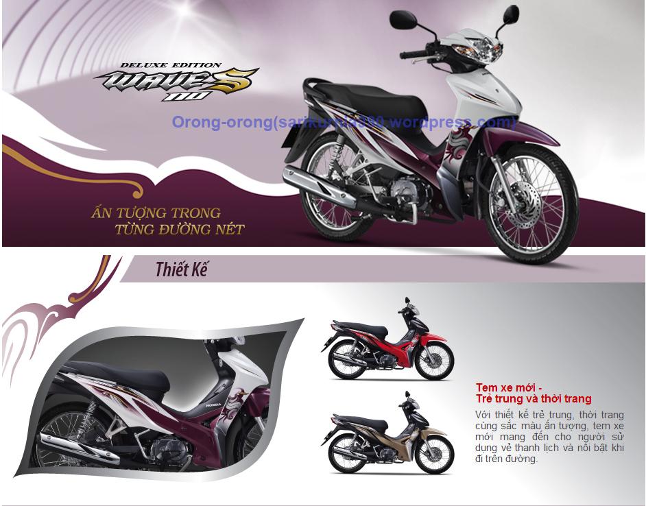 14. Honda Super Dream 2013 = 110 cc ( Cub )
