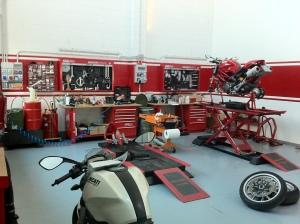 Ducati-Service