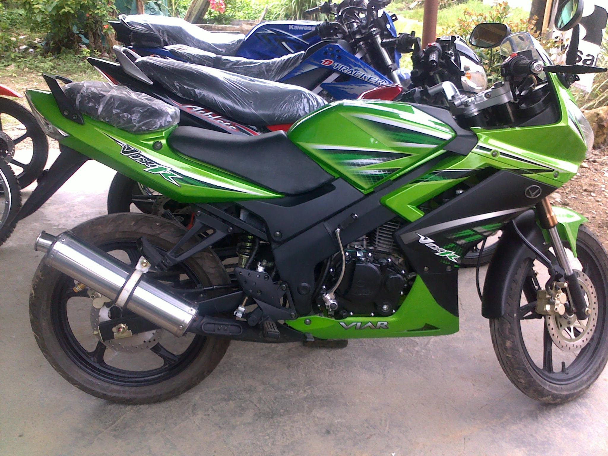 Koleksi 92 Gambar Motor Kawasaki Ninja 4 Tak 150cc Terbaik