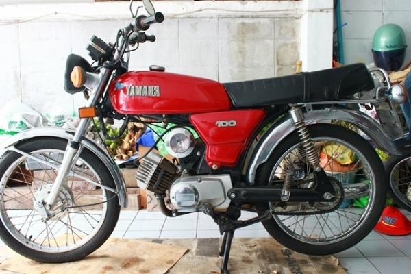 Yamaha Pertama Kali Menginjakkan Kaki Di Indonesia Dan Motor