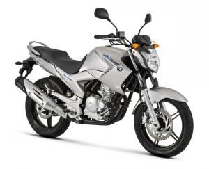 Yamaha YS250 Fazer  BlueFlex  1