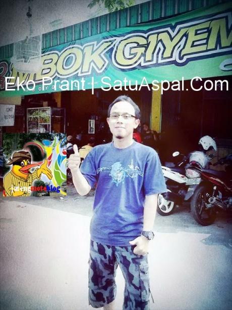 Profil ketua jatengmotoblog