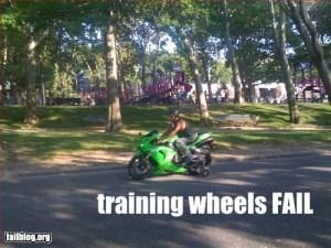 training-wheel