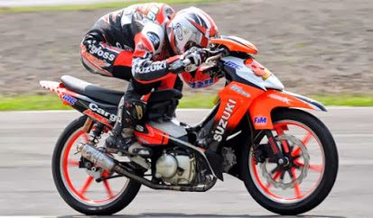 Tips dan Cara Bore Up Suzuki Smash Jadi Makin Kencang