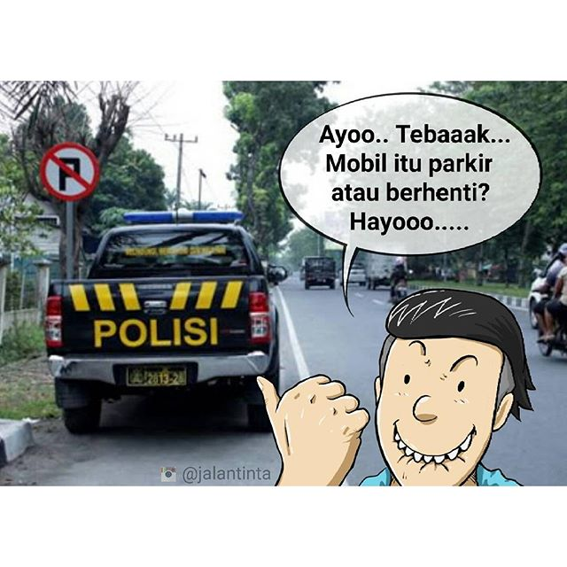 polisi parah