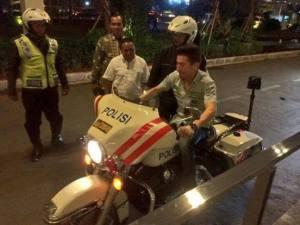 hayden-polisi-jakarta-patwal
