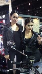 Galery SPG di ajang thailand motor show 2014