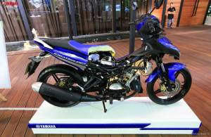 mesin jupiter mx king 16