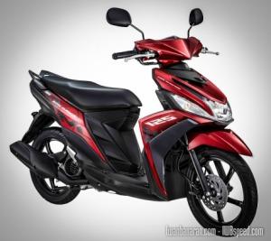mio 125 red