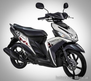 mio 125 white black