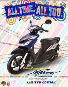 mio limited edition