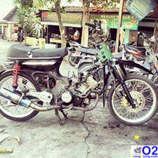 motor gila 1