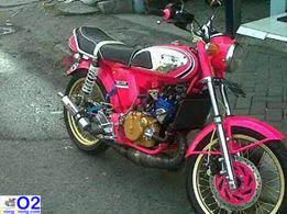 motor gila 2
