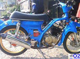 motor gila 3
