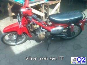 motor gila 4