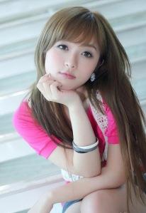 pink girl 1