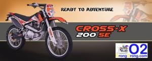 Viar cross x 200 SE