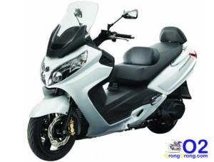 maxsym-400i-white