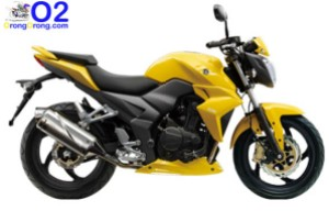 sym-wolf-250ni-Yellow