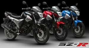 Yamaha-SZ-R