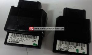 ECU sonic 150 bisa tukar dengan ECU new cb150r plug and play, pun sebaliknya