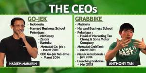 gojek vs grab bike