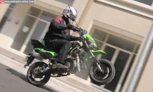 Kawasaki-KSR-2012 pakai turbocharger