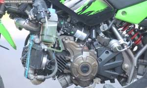Kawasaki-KSR-2012 turbocharger