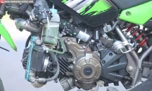 Kawasaki-KSR-2012 turbocharger