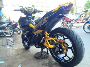 exciter-150 modification 3