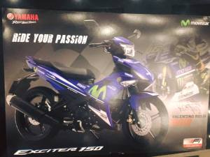 exciter 150 motogp
