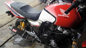 honda cb400 superfour 2
