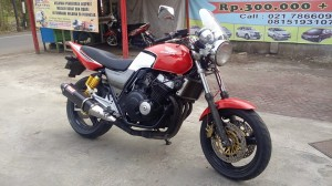 honda cb400 superfour