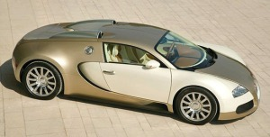 2005 Bugatti Veyron 16.4 top car rating and specifications