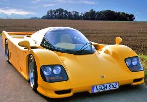 Dauer 962 Le Mans Porsche topcarrating