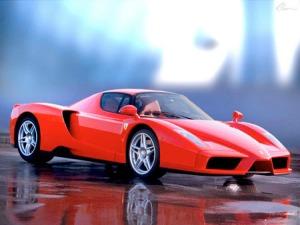 Mobil-Ferrari-Enzo