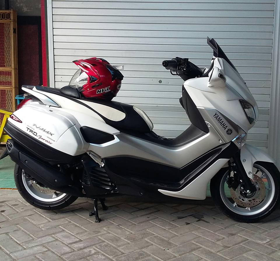 Modifikasi yamaha Nmax gambot November 12, 2015