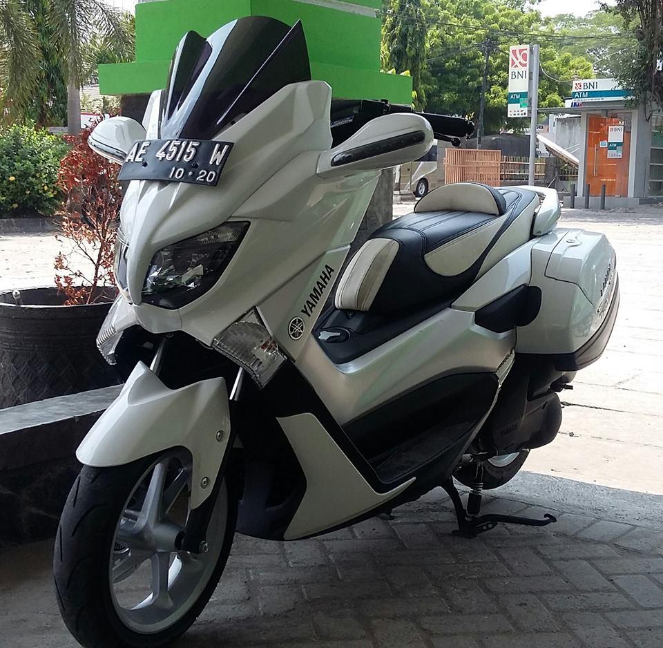 55 Modifikasi Yamaha Nmax Polisi Modifikasi Yamah NMAX