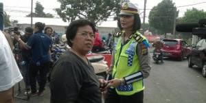 polisi cantik