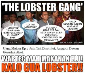 the lobster gank
