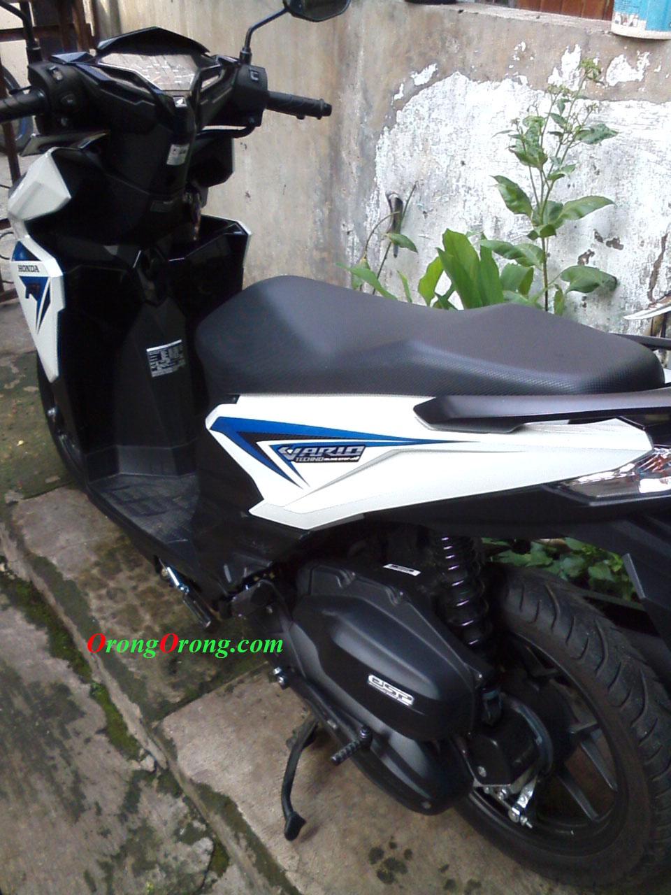 Perbedaan Honda Vario 125 Esp Dan Honda Vario 150 Esp Choiril Moto